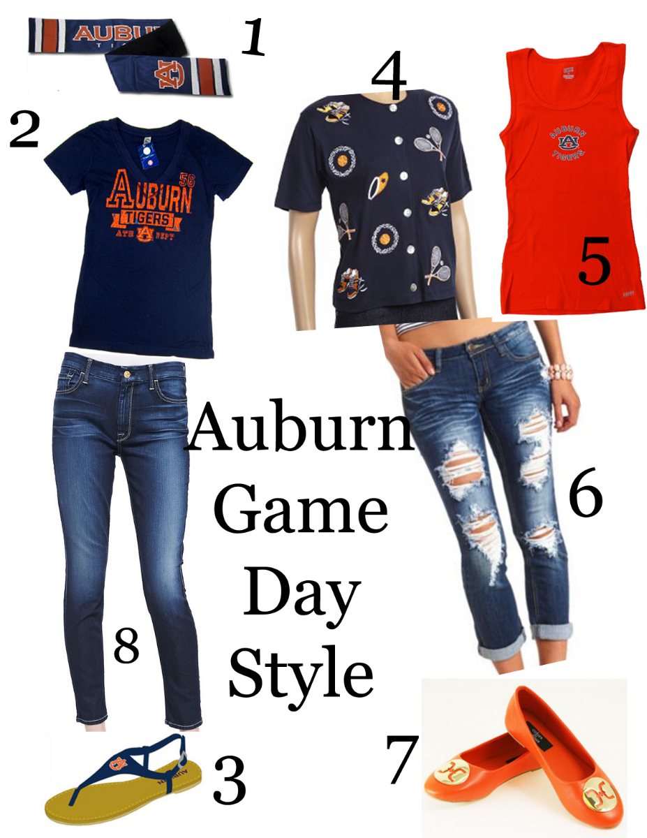 Auburn Game Day Ensemble