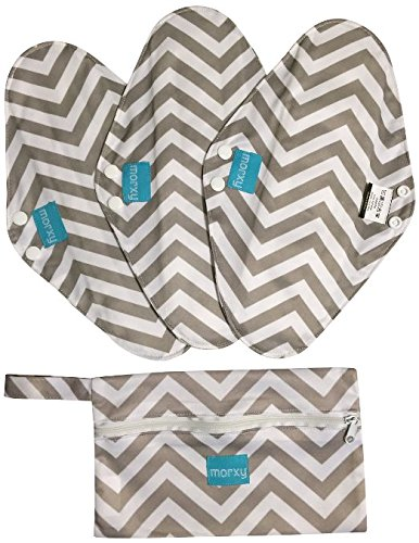 Morxy Cotton Bamboo Cloth Pads