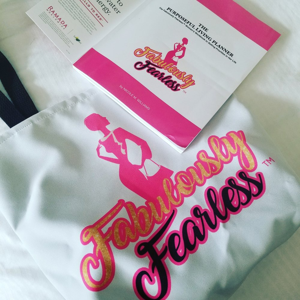 #FabulouslyFearless essentials