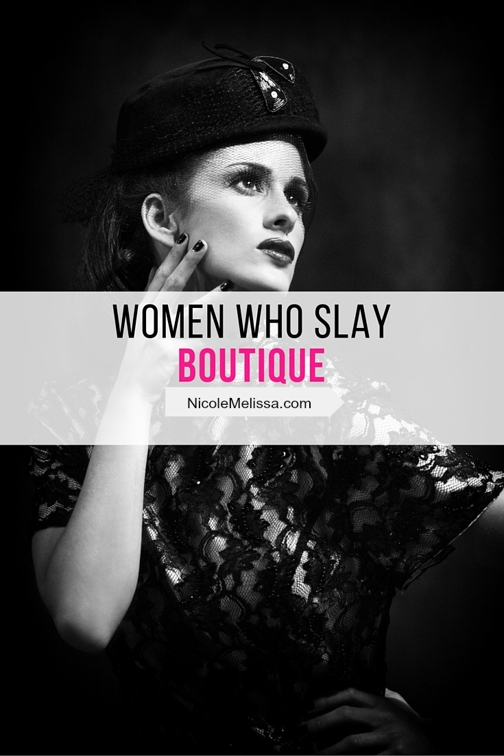 Women Who Slay just relaunched!