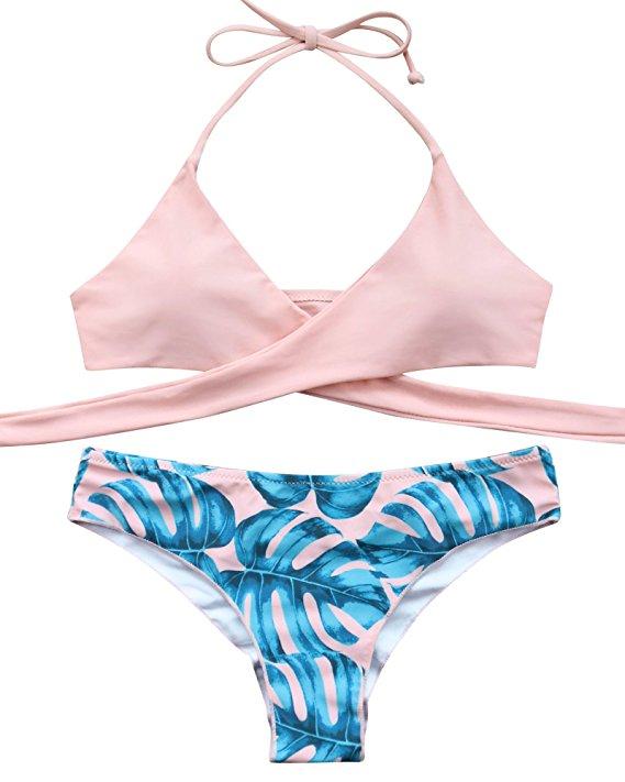 MOOSKINI Padded Push-up Two Pieces Bikini.jpg