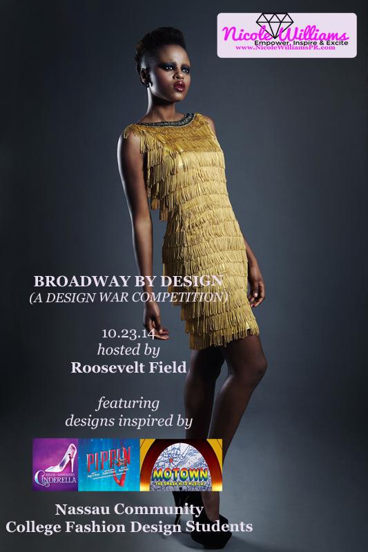 Nassau Community College Design War #fashion