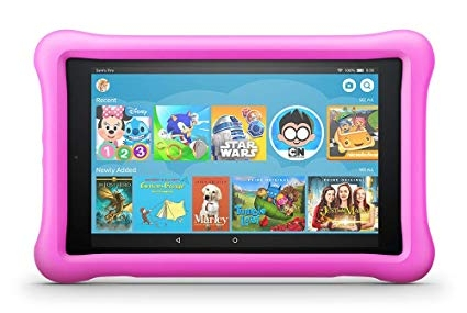 Kindle fire for #kids