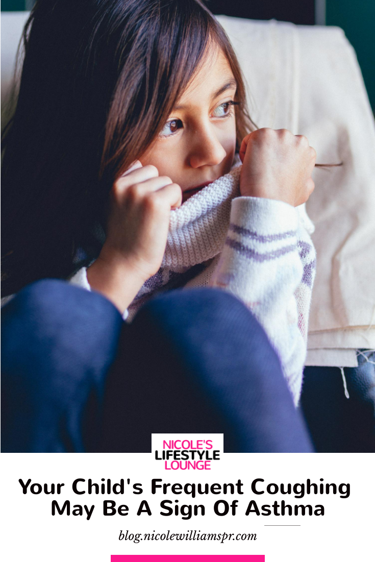 Is your child's cough a sign of asthma? #kidshealth #parenting