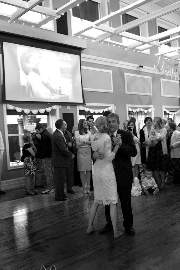 Hailey and Brad wedding