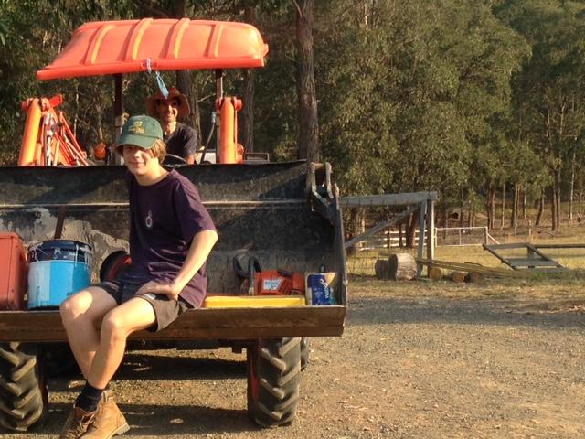 Visit My Farm Australia - Candlarah, Firefly NSW
