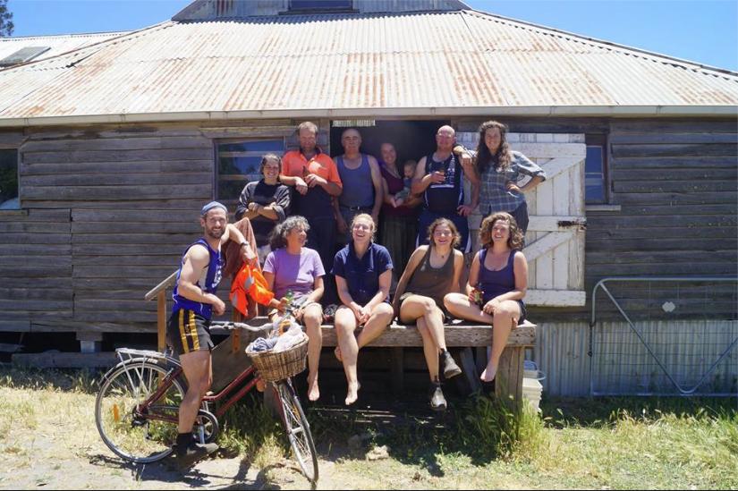 Visit My Farm Australia - Yan Yan Gurt West, Deans Marsh VICTORIA