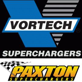 Vortech/Paxton Superchargers