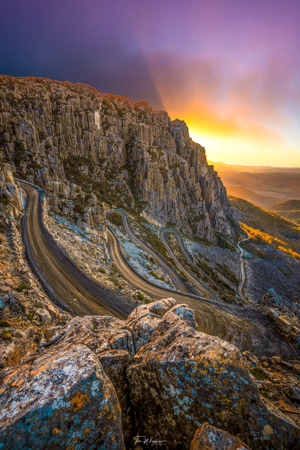 Jacobs Ladder Road | Photograph by Tim Whybrow ( Instagram.com/timwhybrow_ )