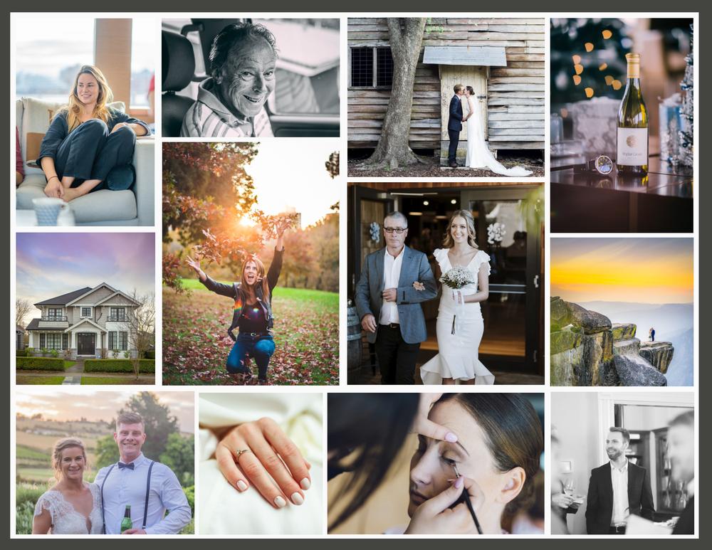 Tasmania Wedding Photography 2017 portfolio