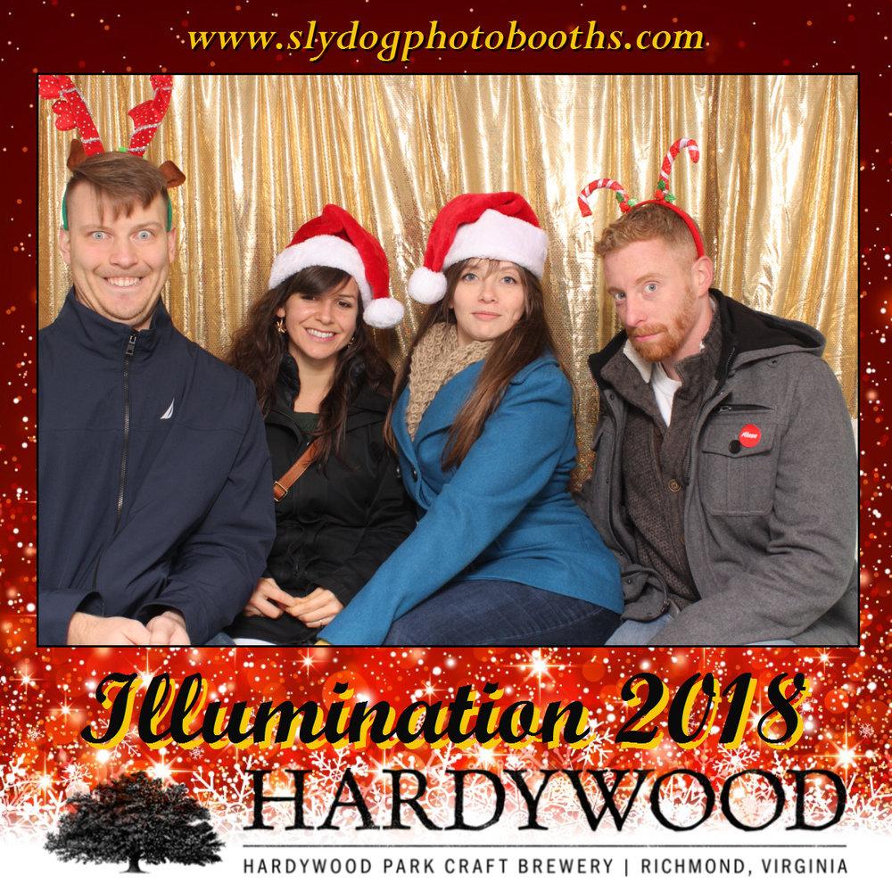Click here for Hardywood Illumination Photos! - Thanks for having us at Hardywood West Creek!
