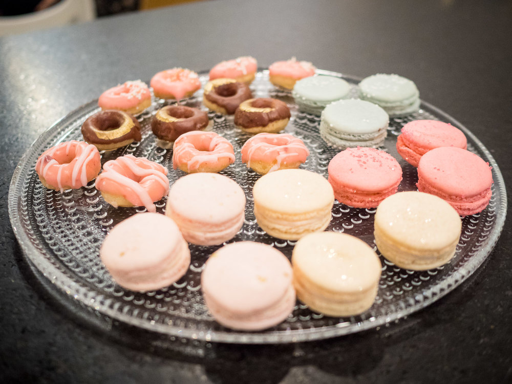 KonMari Workshop at Guildhall Home, Treats from Pretty Sweet Bakery