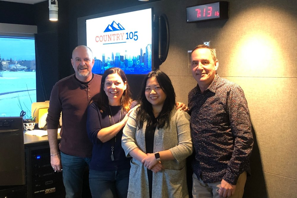 Helen Youn with The Odd Squad