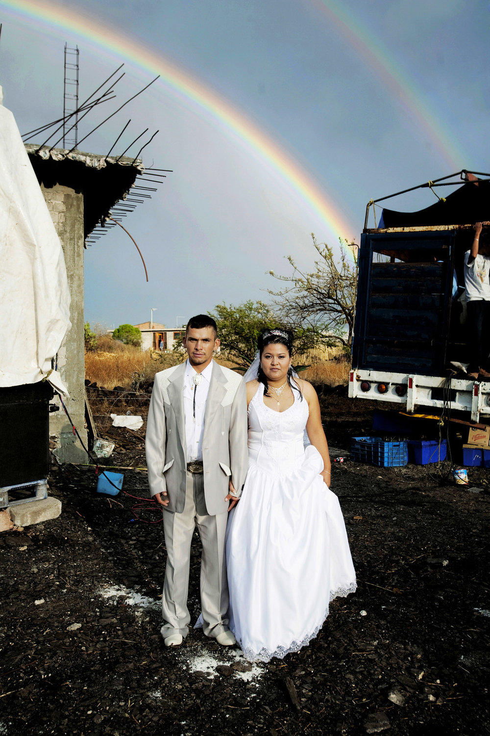 Just Married/Mexico