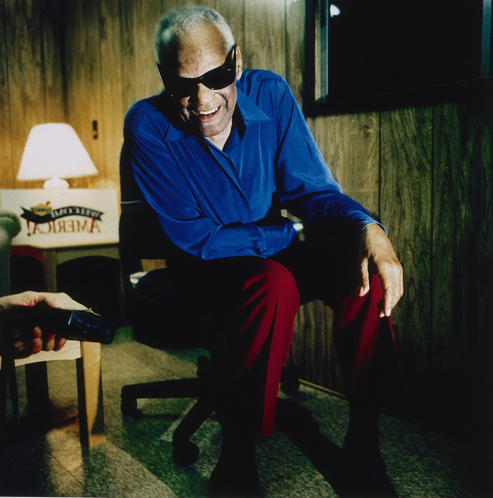 Ray Charles/Washington Post