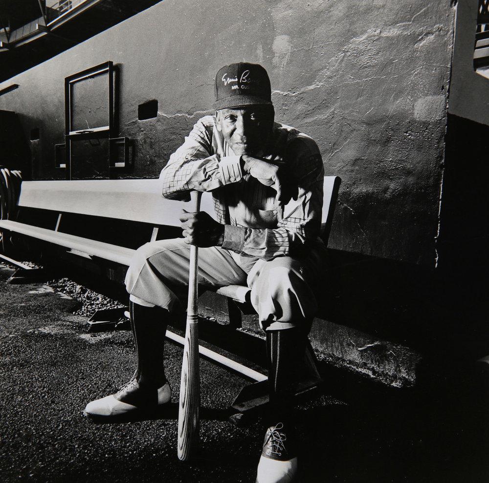 Ernie Banks/GQ Magazine