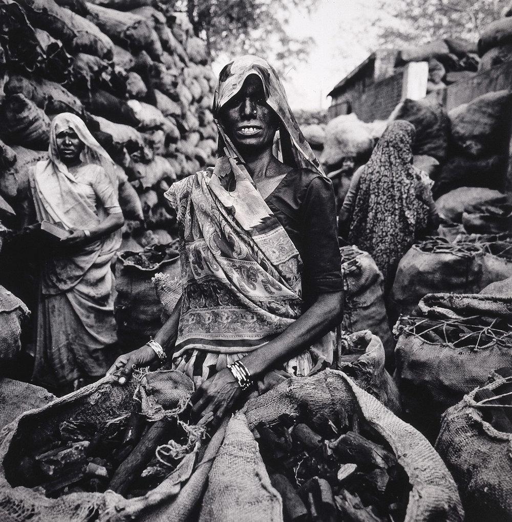Coal yard/India
