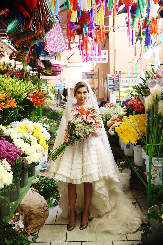 Bride, San Miguel de Allende