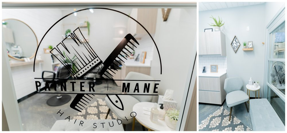 amanda lee photographer painter mane hair studio