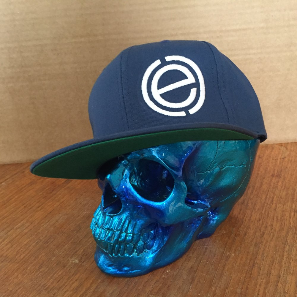 East Coast Cruise branded snapback caps
