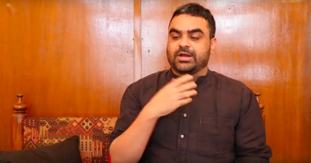 Interview with Akhil Katyal
