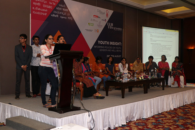 Inauguration of the Youth Policy Working Group on Adolescent Health at Youth Insight