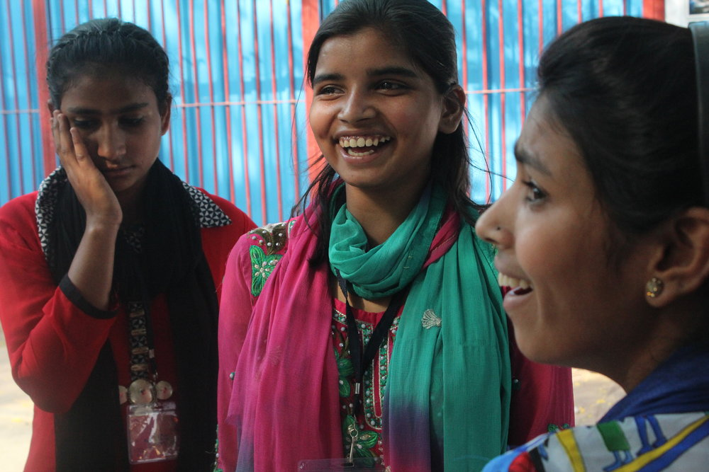 Young Feminists for Change -