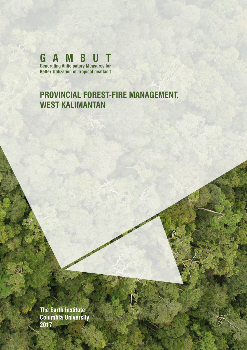 This report provides a review of existing forest fire management practices in West Kalimantan, both within the government as well as in local plantations. It provides 10 recommendations regarding coordination, budgeting and for monitoring effectiveness of practices.  Click  here  for the Bahasa Indonesia version.