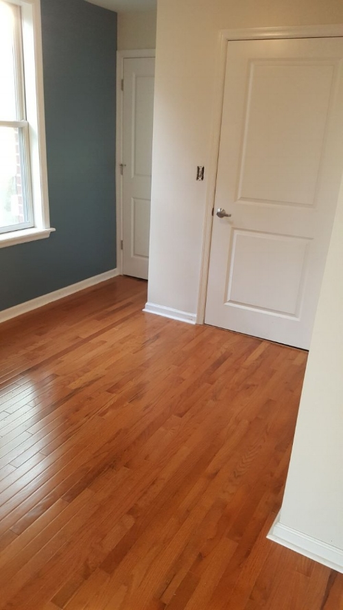 New Flooring Installation in Jersey City Condo