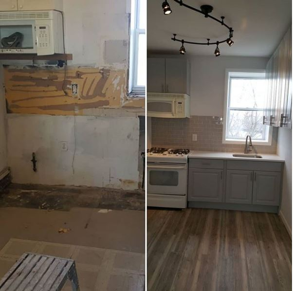 Full Kitchen Renovation