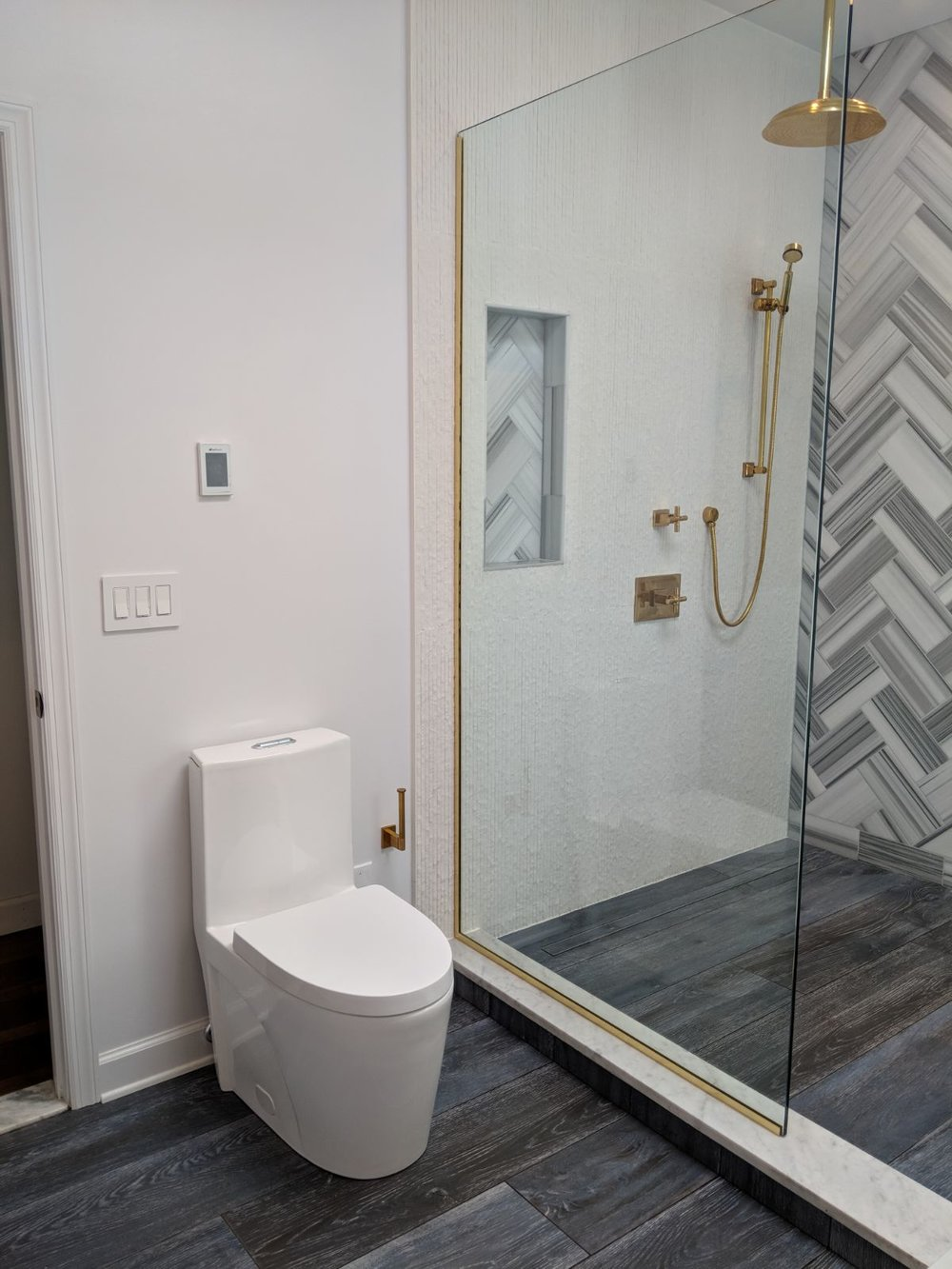 Full Bathroom Renovation in Jersey City, NJ