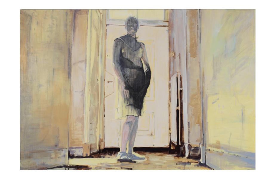 So full of need 2010 schilderij op doek 250 x 130 cm