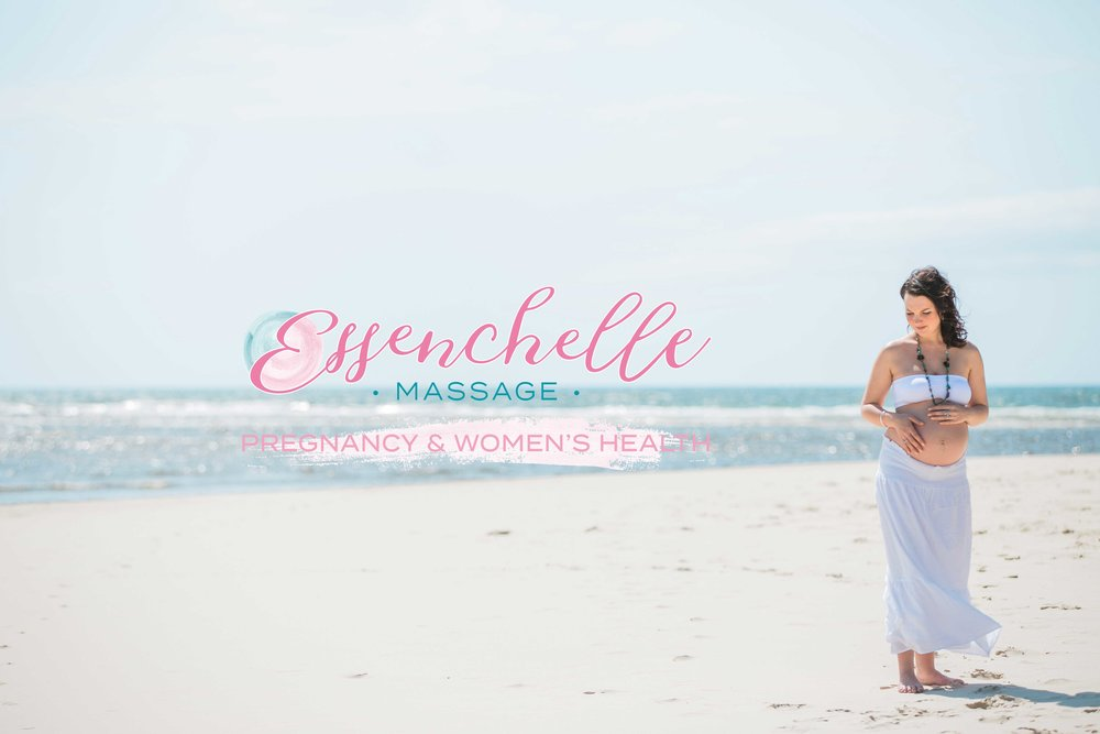 Essenchelle Pregnancy Massage Sunshine Coast