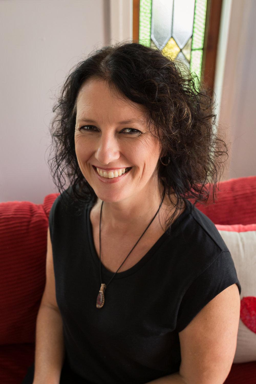 Michelle English - massage therapist