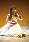 Natalie Christie Peluso as Pamina in Die Zauberflote for Welsh National Opera