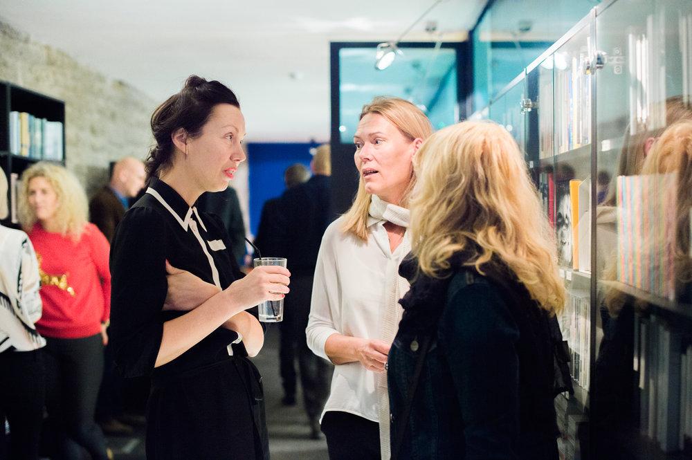 Katrin Kissa, Pille Rünk ja Marju Lepp