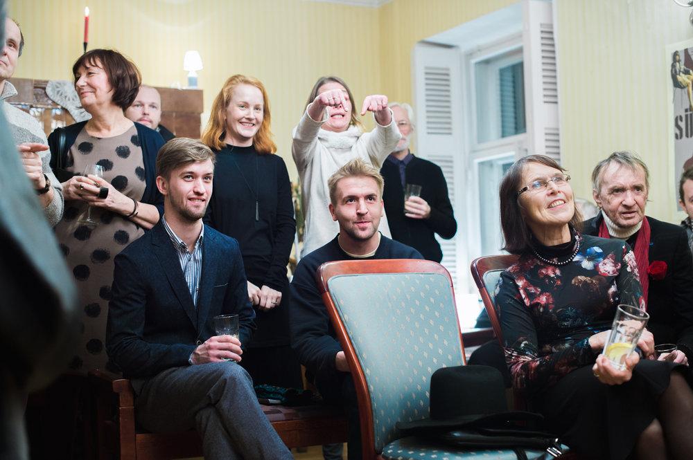Hendrik Mägar, Eve Gutmann-Valme, Kristy Hritjuk, Ott Tiigirand, Ly Pulk