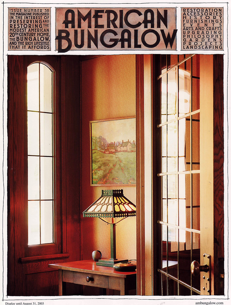 American Bungalow, Spring 2003