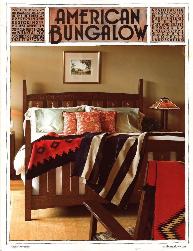American Bungalow, Fall 2010