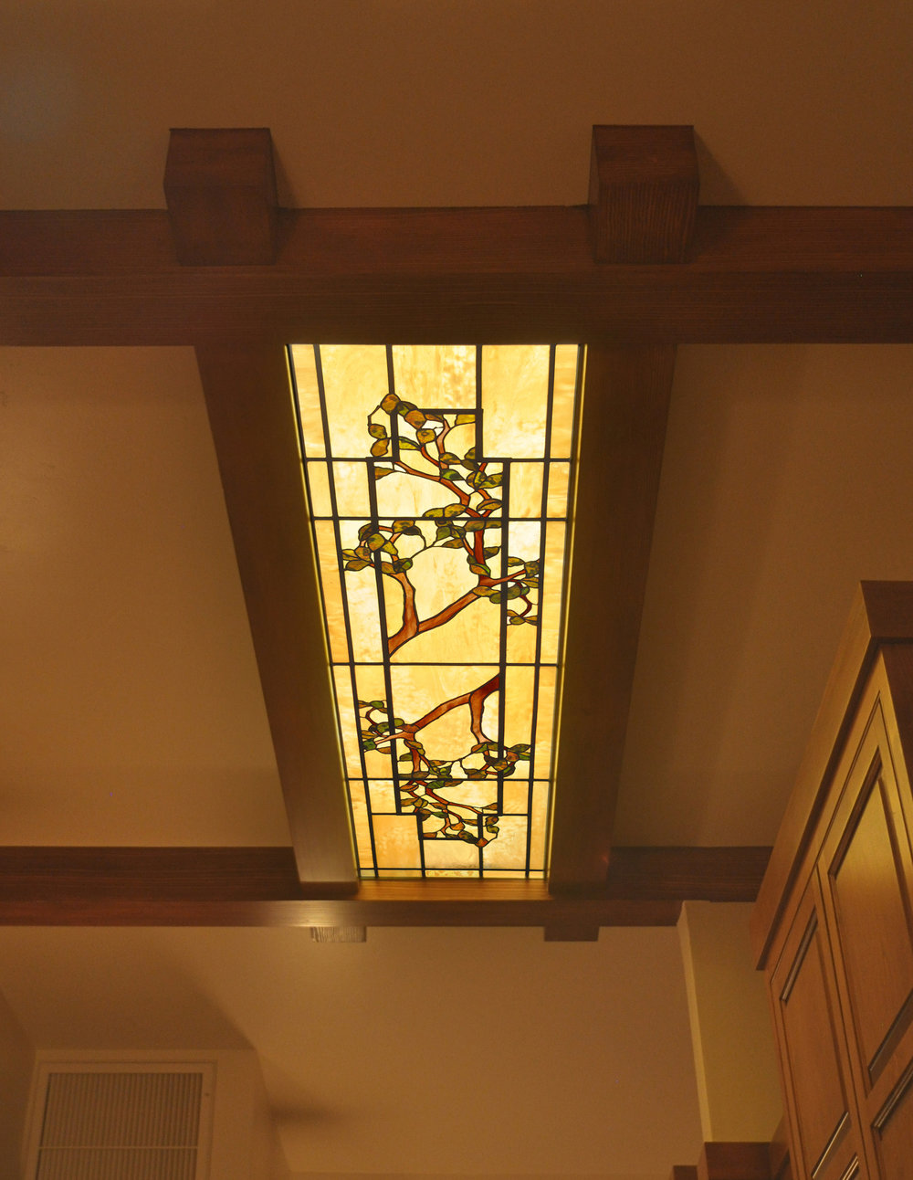 Stained Glass: Laylights — Theodore Ellison Designs
