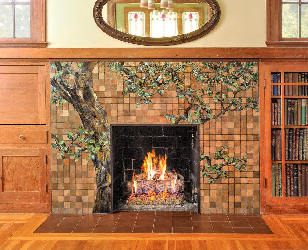 theodore ellison mosaic fireplace.jpg