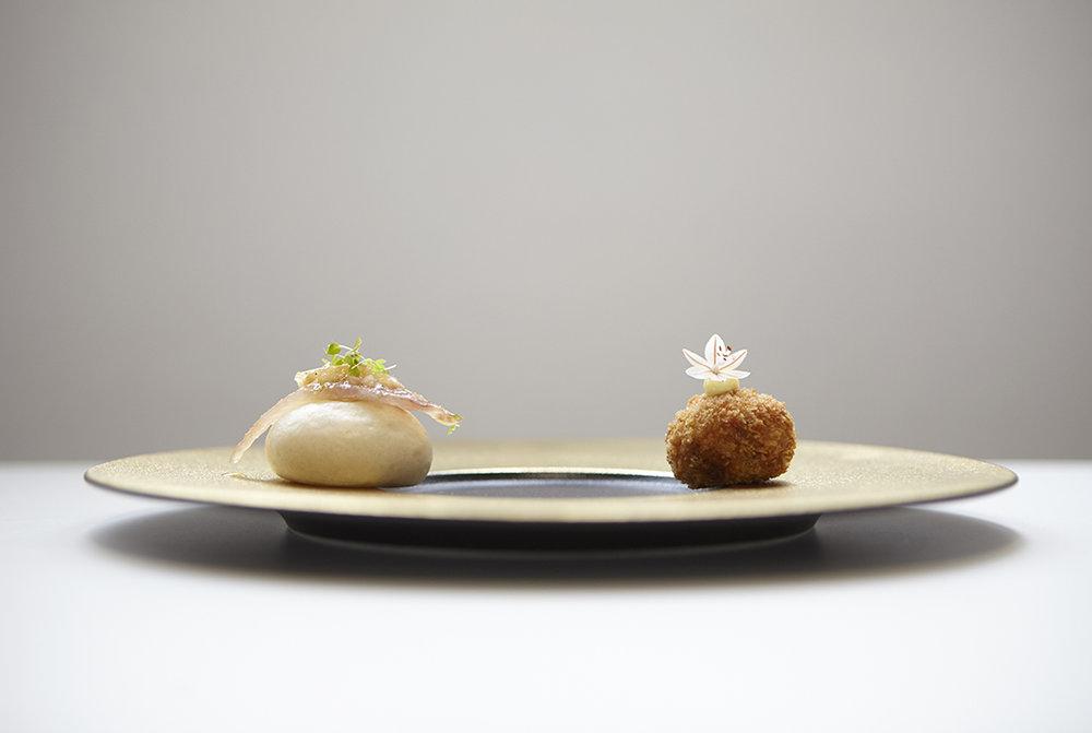Receta de Íñigo Rodríguez - Chef Hotel Pacha · Ibiza