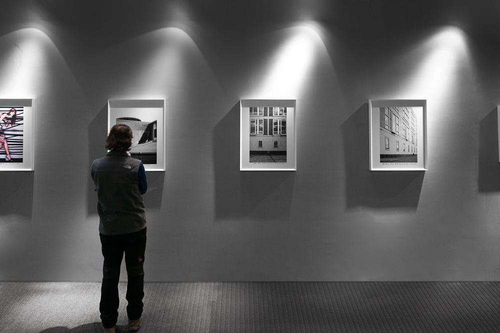 Obras fotográficas expuestas en China