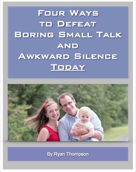 Want more than boring, draining conversation? - Get the Free Guide!