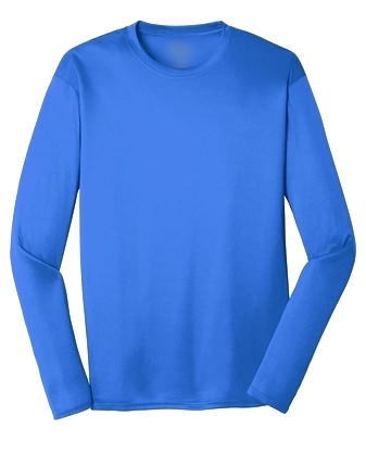Men's Crew Neck Long Sleeve