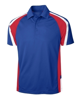 Men's Raglan Polo