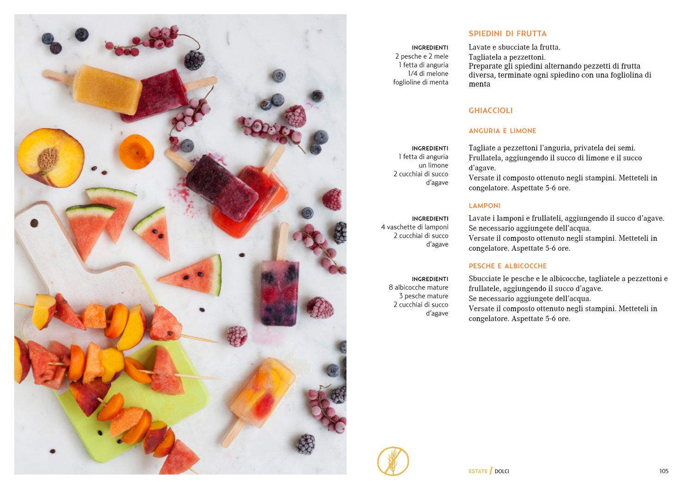 cucinare secondo natura — anita gazzani