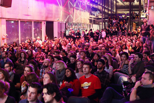 Pecha Kucha Amsterdam (Image: Pop Up City)