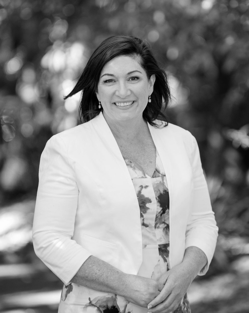 The Hon. Leeanne Enoch, MP, Minister for Innovation, Science and the Digital Economy and Minister for Small Business.