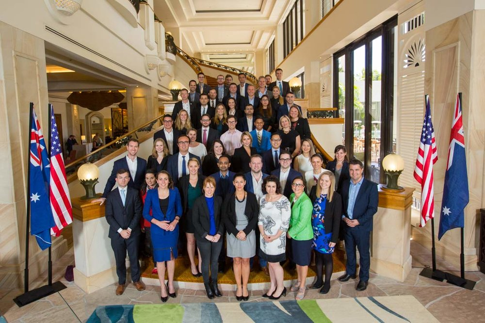 2017 Young Leadership Dialogue of the AALD in Gold Coast, Australia